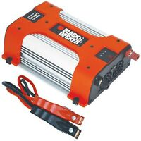Black & Decker Bdpc750 Power Converter 750w With Vat Receipt