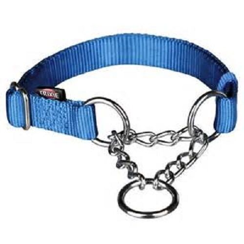 Trixie Premium Semi Estrangulador Collar Perro//Cachorro Ajustable Lg-Extra LG