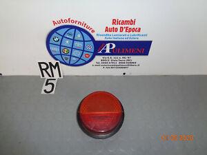 TRASPARENTE PLASTICA FANALE POSTERIORE DX-SX FIAT 850 COUPE'-128 RALLY PV
