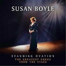 SUSAN BOYLE STANDING OVATION CD NEW