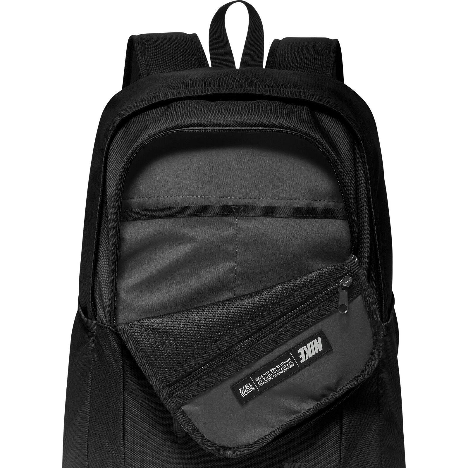 Mens Nike All Access Soleday Backpack Rucksack Bag School 25l Inter Laptop  Black for sale online  71499693d6d3f