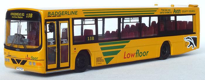 29806 Efe Wright Pathfinder Dennis Lance 1: Bas Sol Unique Autobus de Pont 1: Lance 76th 633648