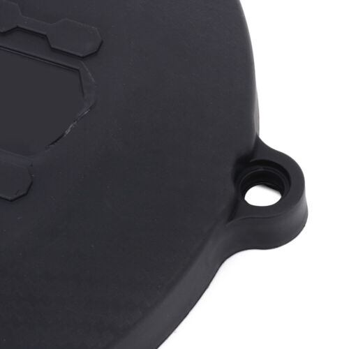 Black Clutch Cover Guard Protector For Yamaha YZ450F WR450F YZ450FX 20016 2017