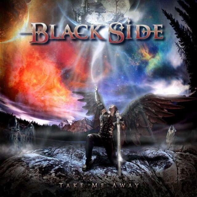 BLACK SIDE TAKE ME AWAY SEALED CD METAL ARGENTINA ADRIAN BARILARI