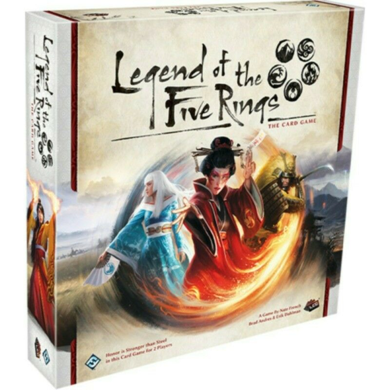 Legend of the Five Rings LCG  Core Set - New