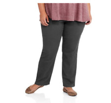 dcd41a656e1 item 1 Just My Size Women's Plus-Size Slimming Classic Fit Straight-Leg  Jeans With Tum -Just My Size Women's Plus-Size Slimming Classic Fit Straight -Leg ...