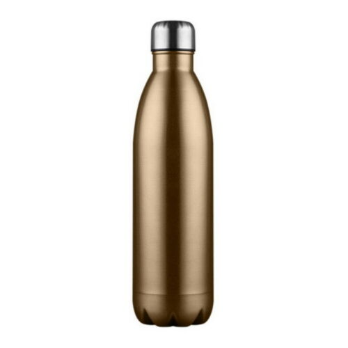Water Bottle Sport Chilly Hot//Cold Vacuum Insulated Flask Thermal Stainless hh