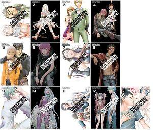 deadman wonderland manga