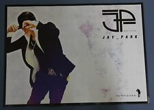 JAY PARK - Nothin' On You  OFFICIAL POSTER TYPE-B *HARD TUBE CASE* JAE BUM