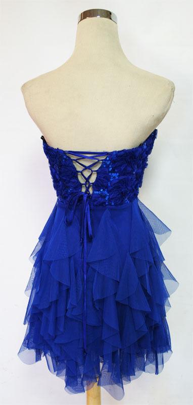 SPEECHLESS Royal Prom Dance Party Dress 9 - - -  73 NWT cb6ebd