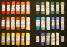 UNISON - ARTISTS SOFT PASTELS - 36 FULL LENGTH  - STARTER SELECTION
