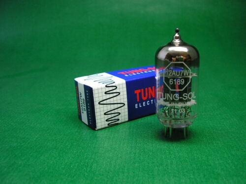 Tube Valve 12AU7 W ECC82 TUNG-SOL neu Röhren