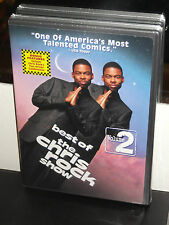 The Best of the Chris Rock Show 2 (DVD) HBO VIDEO! BRAND NEW!