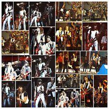 SUZI QUATRO Sanremo, Italy 1980  lot 32 photos unpublished - fotografie inedite