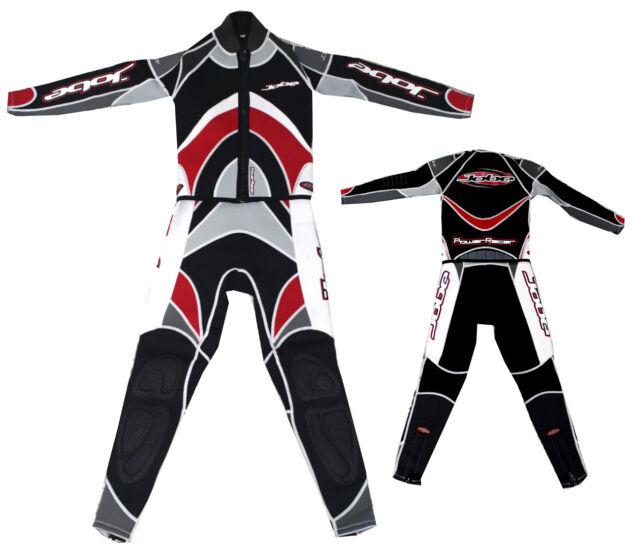 JOBE Power Racer Long John+Jacket Neoprenanzug Kiten Surfen Jetski NEU XS N 5