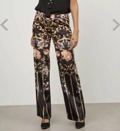 James lakeland Print Trouser Größe UK10