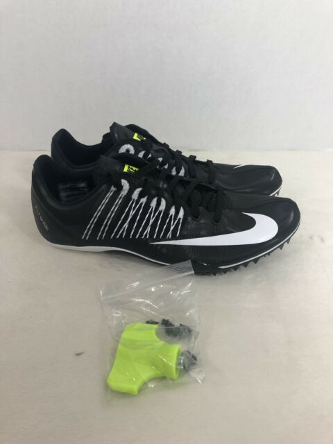 premium selection cd562 e3030 Nike Zoom Celar 5 Track and Field Spikes Black White SZ 11.5 Mens 629226-017