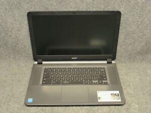 """Acer chromebook 15.6"""" CB3-531-C4A5 N2830 Intel Celeron 2.16GHz 16GB HDD 2GB RAM"""
