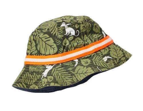Size S Khaki Jungle NEW Mini Boden Fisherman Fishermans Hat 4 to 7 years
