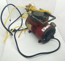 Vintage Sprayit Model 600 13 115v Household Compressor Tested As Is