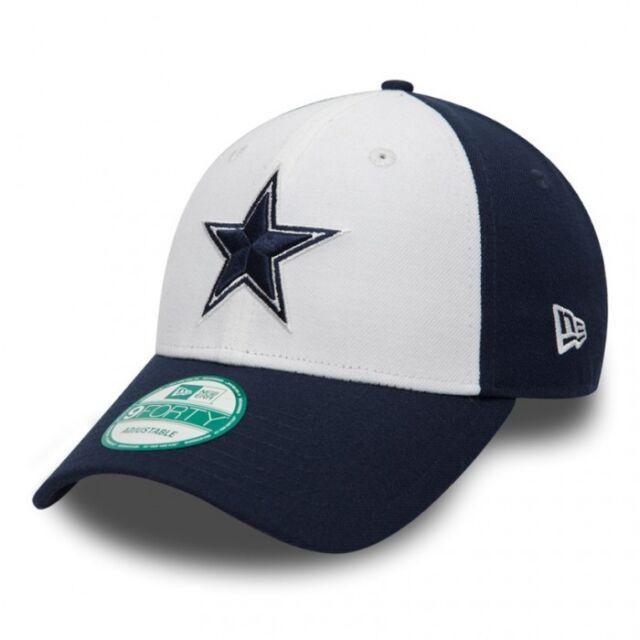 NFL Football Baseballcap Basecap DALLAS COWBOYS 9Forty NewEra adjustable Cap