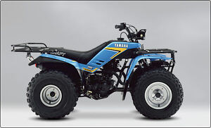 1983 1984 1985 1986 yamaha moto 4 yfm200 service repair shop manual rh ebay com