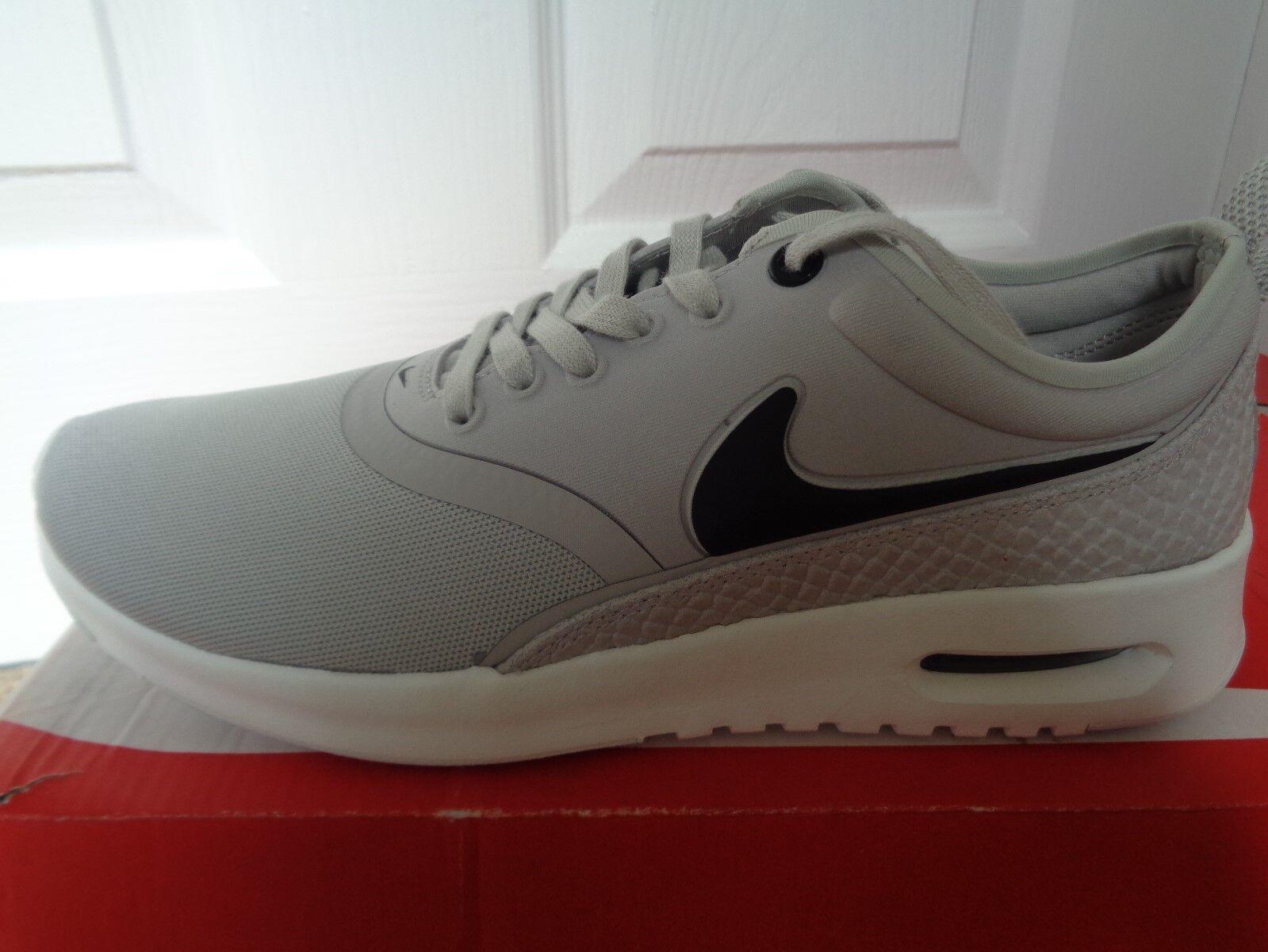 Nike Air Max Thea Ultra Zapatillas Sneakers 848279 002 nos 8 Nuevo + Caja
