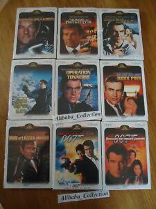 Nuevo-9-DVD-Digipack-James-Bond-007-Coleccion