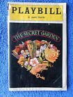 The Secret Garden - St. James Theatre Playbill - November 1991 - Daisy Eagan