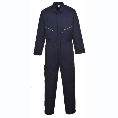 et thermique Premium Combinaison d'hiver Portwestcombinaison matelassᄄᆭerembourrᄄᆭe chaude F1TKlJc