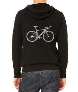 Extreme Mountain Bike hoodie MTB Biking Cycling Bicycle fitness hoody MENS KIDS