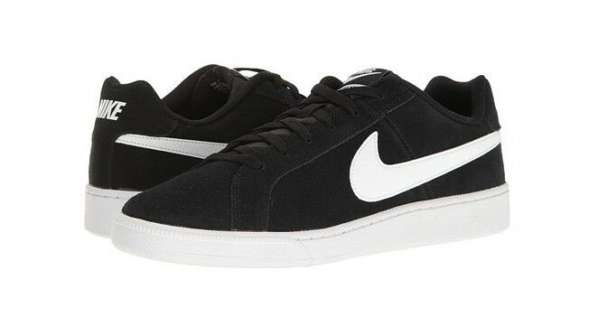 Nike Court Royale Suede Black Size 11 Brand New