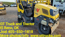 2017 Wacker Rd 28 Tandem Vibratory Roller Compactor Used