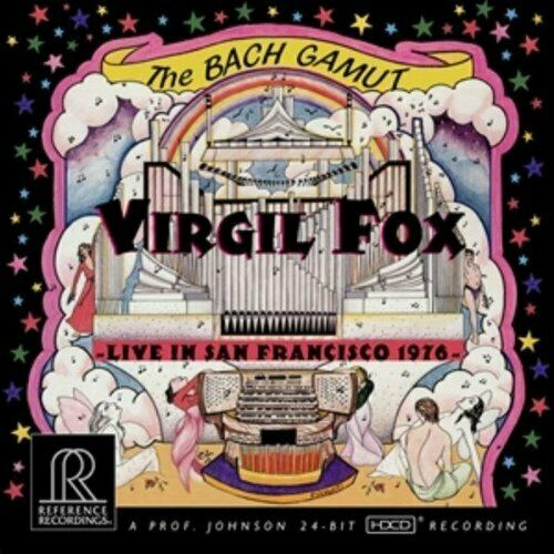 The Bach Gamut - Live in San Francisco [CD]