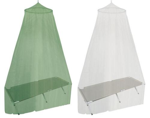 IC moustiquaire Moustique Filet protection insectes moustiquaire lit de camp blanc olive