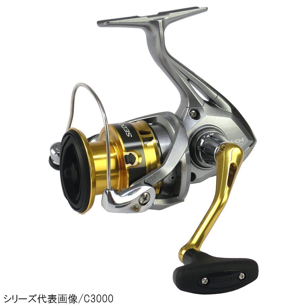 Shimano 17 17 17 Sedona C5000XG Spinning Reel fbb3a5