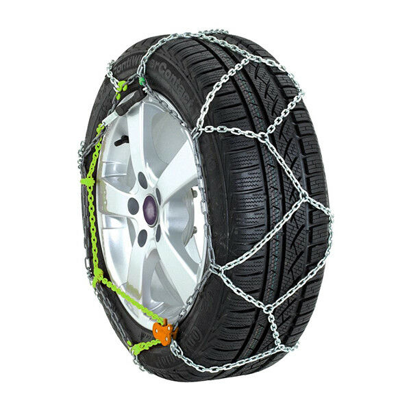 SNOW TIRE CHAINS RUD PROTRAC 2GO GR. 15 155/70-14 12 mm THICKNESS