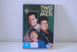 Two-And-A-Half-Men-Season-3-4x-DVD-charlie-sheen-mom-anger-management-baby-daddy