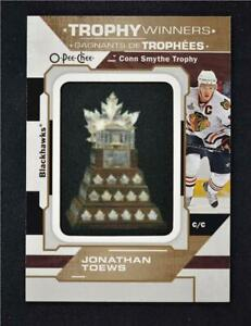 2020-21-O-Pee-Chee-OPC-Patches-Conn-Smythe-Trophy-P-49-Jonathan-Toews