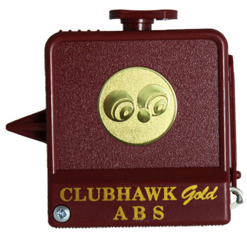 Henselite Clubhawk Gold ABS 9ft Bowls Measure