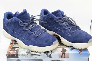 sports shoes 3b053 d7bcf Image is loading Nike-Air-Jordan-11-XI-Retro-Low-034-