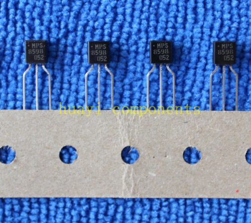 10pcs MPS8598 ORIGINAL MPS8598RLRA ON Amplifier Transistors TO-92 NEW