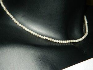rivenditore sporco ultimo sconto autentico Girocollo Collana di perle di fiume coltivate OMA19   eBay