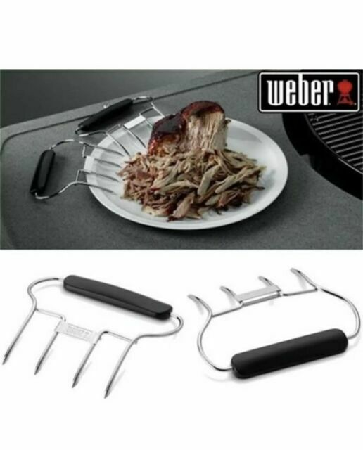 Weber Bear Claw Shredders Stainless Steel