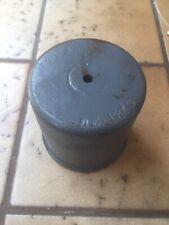 Vintage Oil Filter Canister Cartridge 1243 Sleeve Holder Sleeve Bowl Cup Me1243