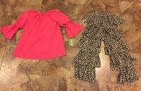 Boutique Sage & Lilly Little Girls Set- So Cute- Size 10-