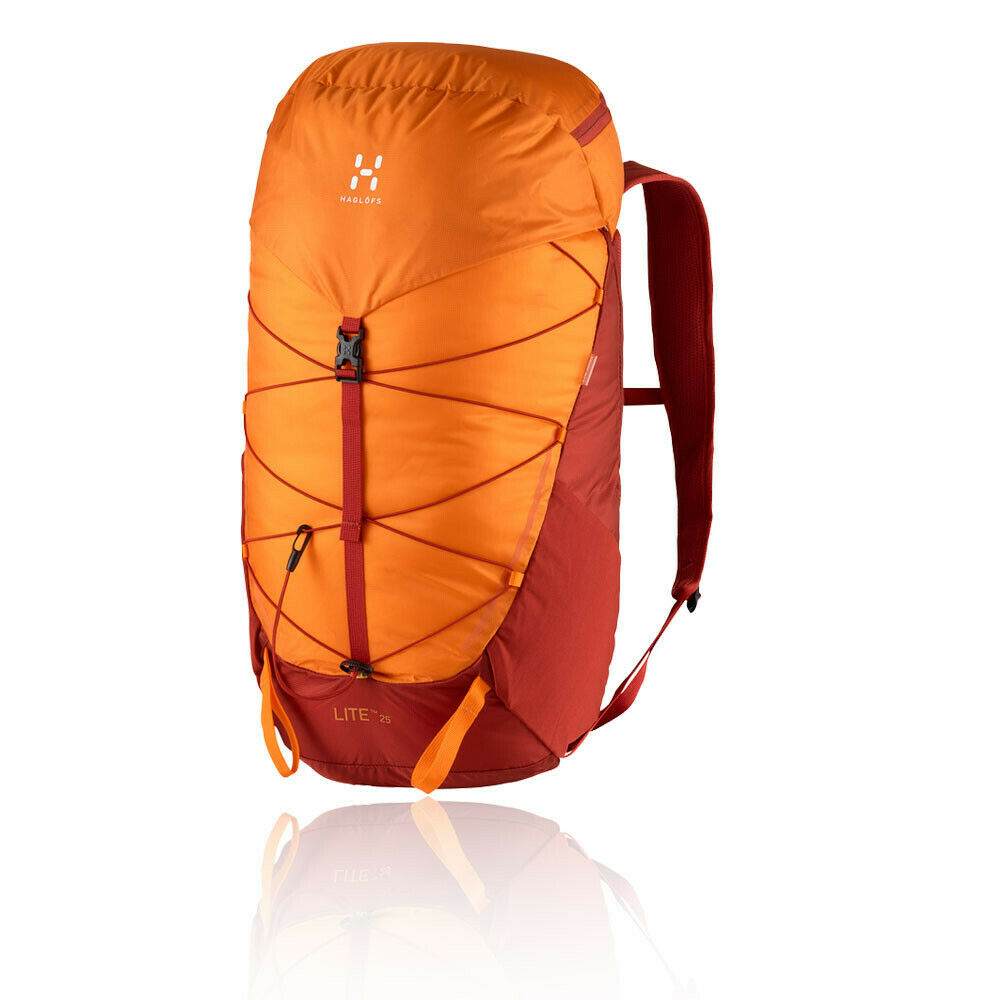 Haglofs Unisex L.I.M Lite 25 Zaino Arancione Sport tutti'Aperto Tasche riflettente