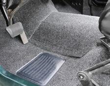 Jeep Wrangler YJ CJ7 BedRug Custom 8 Piece FRONT Carpet Kit  76-95 BRCYJ76F