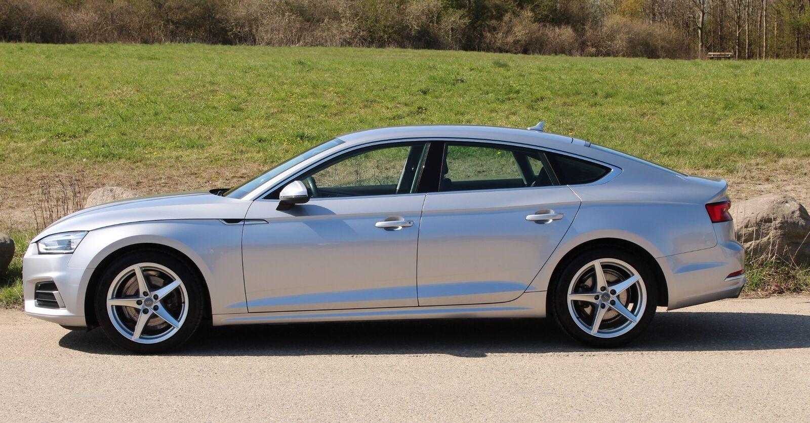 Audi A5 2,0 TFSi 190 Sport Sportback S-tr. - billede 1