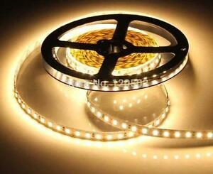 Combo pack20 2835chipbased led strip light warm white yellow color image is loading combo pack20 2835chipbased led strip light warm white aloadofball Choice Image